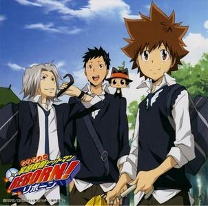 Tsuna, Gokudera, and Yamamoto are 14~ Same as me, but not for long ^^