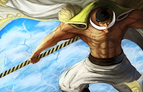 Edward Newgate (One Piece)