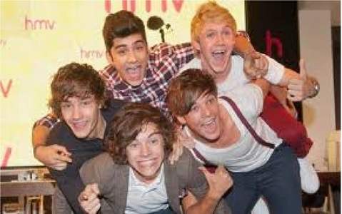 NO ONE CAN 사랑 ONE DIRECTION 더 많이 THAN ME I HAVE THEIR NUMBER'S