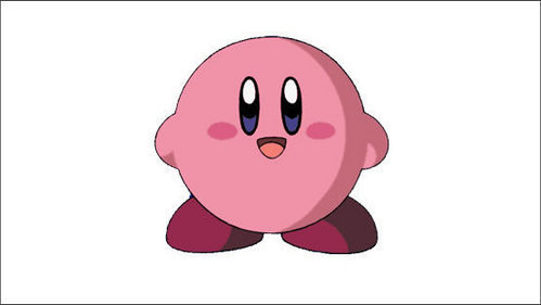 Kirby, yes after the sonic character :3