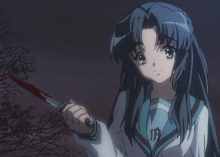 Ryoko Asakura from TMoHS! X3