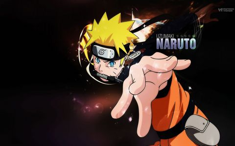 The answer is NARUTO -ナルト- of course