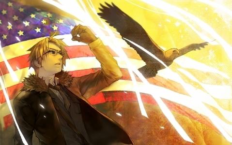 Uuum....America? ....HELL YEAH!