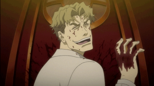Wow, can't believe nobody 発言しました him yet, but... Ladd Russo from Baccano!