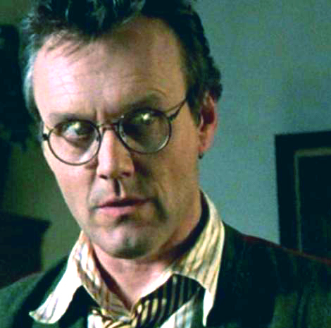 I dislike ALL actors from my country. They are really bad actors and most not even attractive (at least not to me). So I´ll go with Anthony Head this time.