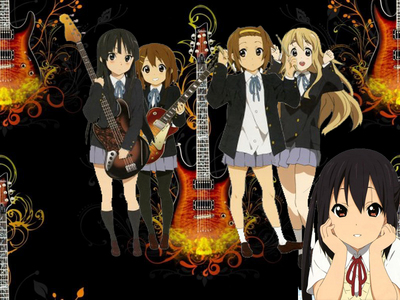K-ON I just made it some weeks ago....