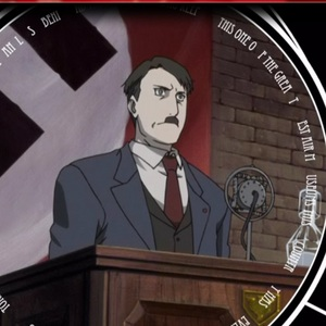 Hitler. He was the best mass murderer and sadist. And just look at his suit, he had style too.