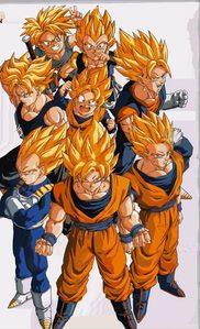 I want super saiyan powers!