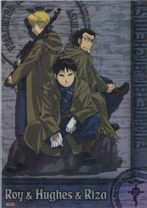 To steal, borrow, または have my very own?! o.o I want to be a state alchemist! Well... maybe. Not. I'll just watch the 表示する and let them do all the work. ~^_^~