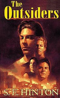 And, of course, the Outsiders. A definite must-read.