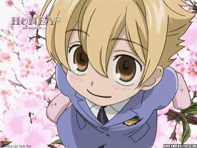 Define cute :) But my answer(s) will be: Ouran Highschool Host Club Hetalia Fairy Tail And to some extent Katekyo Hitman Reborn! | | | V Look at Honey! He's so cute :>