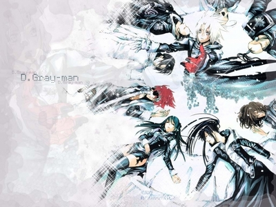 im watching alot actualy, but the one thats interested me the most so far is D-Gray.Man! ^^