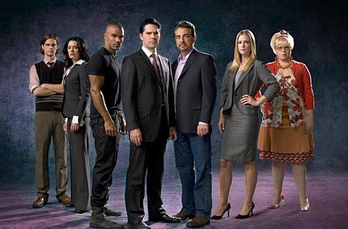 Criminal Minds. So... I`ll either be Dr. Spencer Reid 또는 Penelope Garcia... :)