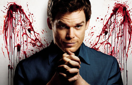 So i'm gonna be dexter.... AWESOME I get to kill people