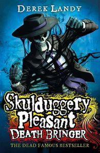 Im Skulduggery Pleasant from the Skulduggery Pleasant series :D