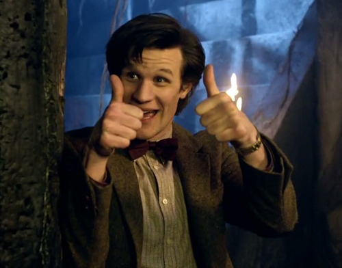 Well I be the Doctor so very.