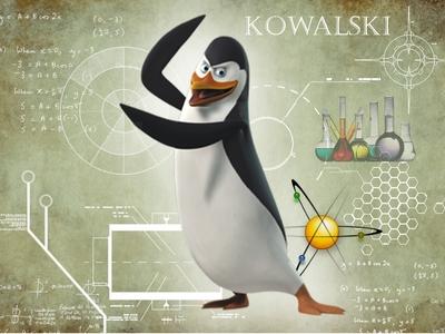 Kowalski from POM? Sweet