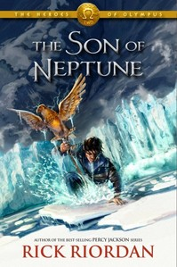 Percy Jackson from the Son of neptune