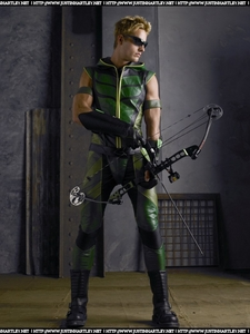 I have a thing of archers for quite a long time, and although I didn't know squat about the character pre Season 6 of Smallville, I fell in Liebe with him right the moment we see him the first time on screen. As to why I like him so much: well, he's a leader, he stands his ground, doesn't back down when things take a turn. He's definitely a hero, but always has a cold, distant edge to him that makes him seemingly out of reach, yet he can be and is sometimes Mehr vulnerable than the victims he's going to save. And let's not forget the fact that he only has human powers (enhanced Von years of training), while other superheroes have, well, superpowers. Oh, and I think we agree on the fact that Oliver/Green Arrow is pretty awesome AND hot at the same time ;)