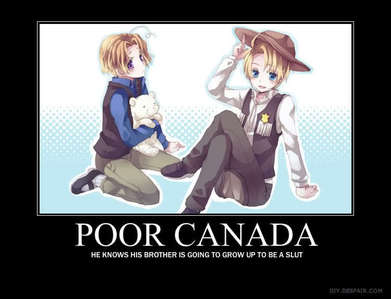 "Not really. I`m Canadian and I find them all a little funny! XD BUT! There is ONE stereotype that just makes me mad! The one were ALL the Canadians say ""Eh!"" at the end of there sentences. I NEVER sagte nor heard ANY Canadian say ""Eh!"" after there sentences! Well, exept on TV. But it still ticks me off! Sorry for the rant... -_- Zufällig Hetalia pic! XD"
