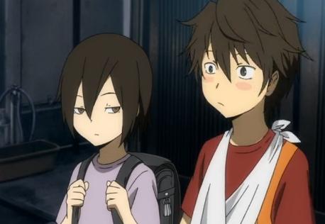 Little Shizuo. <333
