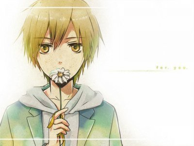 yep! and with Masaomi kida inparticular ~