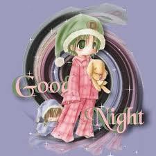 Goodnight! Beautiful world.