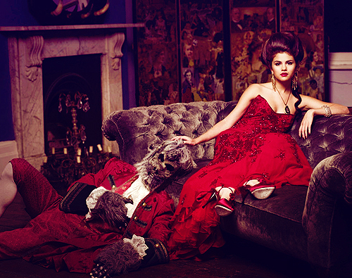 Image result for selena gomez in dress photoshoot