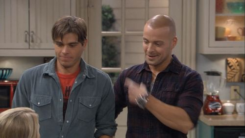 Matthew in Melissa & Joey. Newest pic of him I got. He and his brother, Joey.