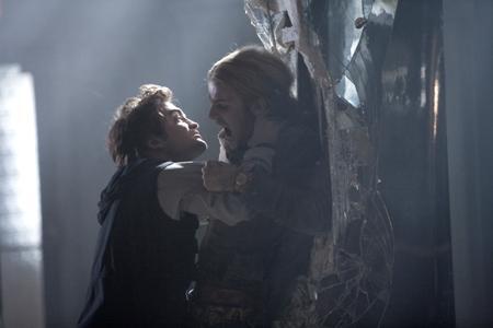 Edward very angry at James....