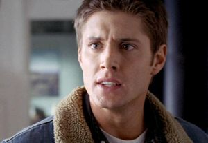 Well, I've never seen Jensen in Devour, but all the people say this movie is weird, such as its characters, so I must choose it :(
