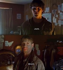 mine :) Jensen is dirty