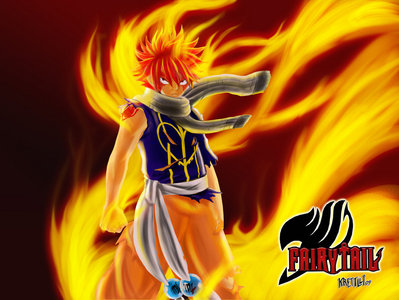 Powerful? Wow, Natsu can be strong when he needs to