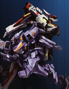 From the 아니메 Muv-Luv