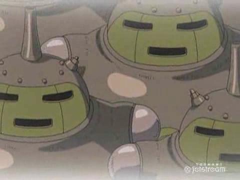 Mecha Robots from Blue Dragon :)