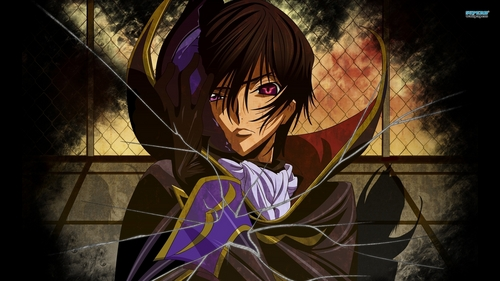 Lelouch has an amazing power
