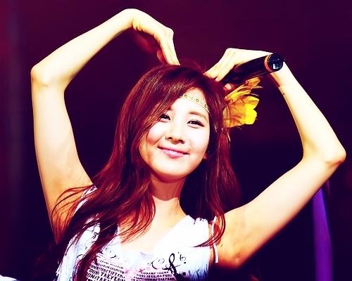Yunho likes seohyun dating