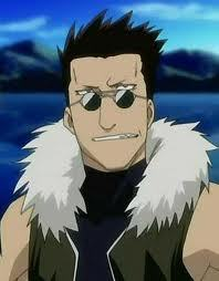 I like Greed the most ^-^ I was really upset when he died in the 2003 anime...