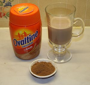 Sure. Want some Ovaltine with it?
