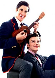 I 愛 Darren and Chris :)