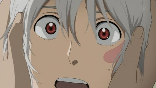 Nabari No Ou Characters Post an anime characte...