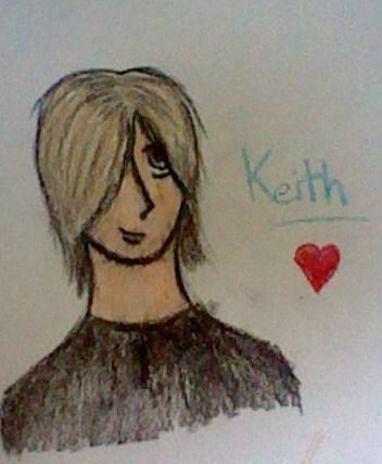 Well, Keith sure is~ Buuuuutttttttt, I'm taking care of that~
