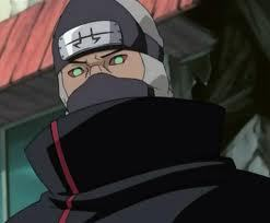 Kakuzu from NARUTO -ナルト- >.< Don't get me wrong, I 愛 him, but I think if I met him, I'd run and him...