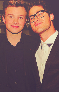 Of course Chris and Darren <3 FOREVER <3