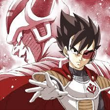 Vegeta, from DragonBallZ. he was the prince of his planet, then some トカゲ blew it up, killing his father and all his people, then he was kidnapped, forced to be a slave for him, until he was murdered によって 発言しました ruler. In the end, he came back, and his past was forgotten, having two children in the end.