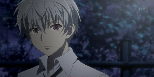 Akise Aru. He always knows what's going on.