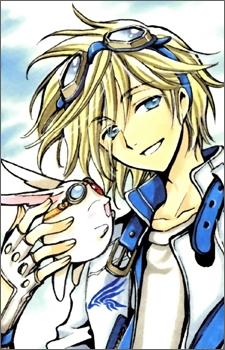 Fai from Tsubasa chronicle. he's sooooooo cute! -3-