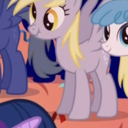 I'm Derpy and I know it!