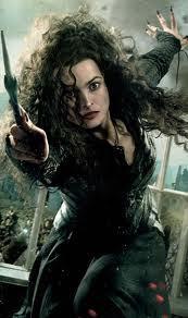 Bellatrix, defend your wife!