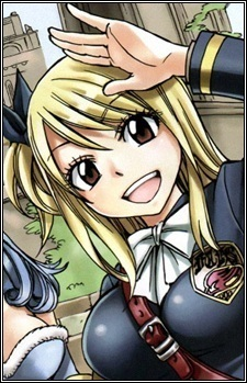 Lucy Heartfilla from Fairy Tail!I'm really happy because you like her too LenTao!!!!